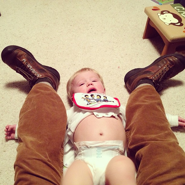 hulabye a huge help with wriggly babies and diaper changes dazed dad